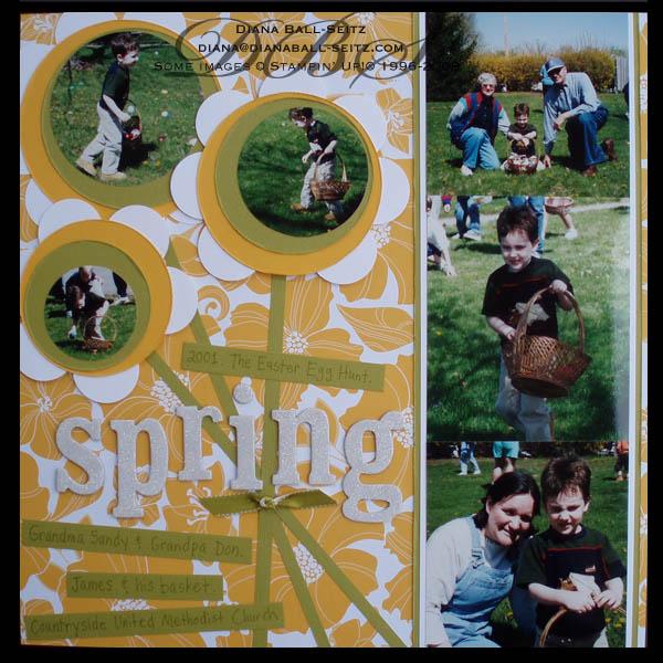 SpringLayout